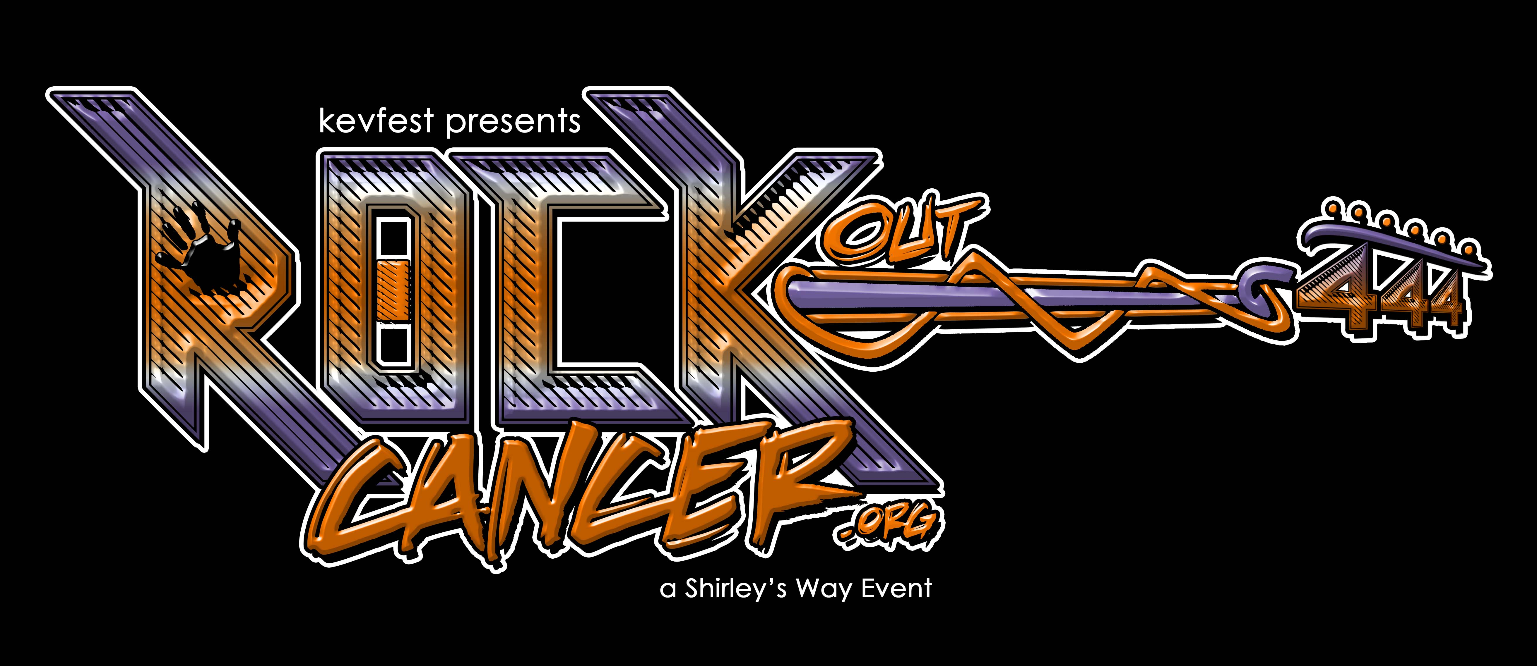 Kevfest Presents: Rock Out Cancer