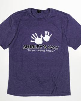 Cancer Sucks logo-Shirley's Way-Cancer Sucks-Help with bills-People Helping People-goHaffers-Split the pot-Queen of Hearts