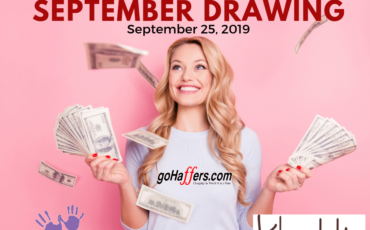 GoHaffers September 2019 Drawing